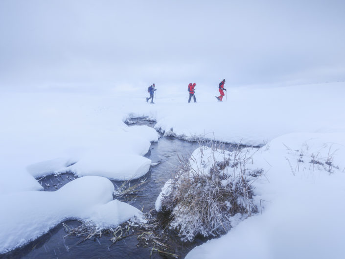 Neige et sport de glisse