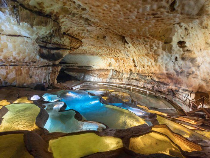 Cavités aménagées & tourisme souterrain